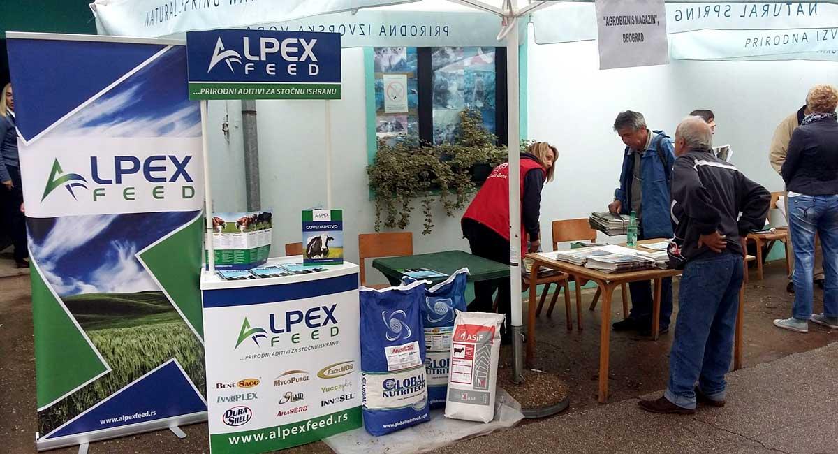 ALPEX FEED - 53. Međunarodni Resavski poljoprivredni sajam
